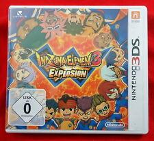 Inazuma Eleven 3: Explosion - Nintendo 3DS / 2DS - 2013