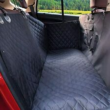 New listing Dog Car Seat Covers 100% Waterproof Pet Back Scratch Proof Non-Slip Durable For