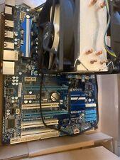Gigabyte GA-P55 REV 2.0 Motherboard with Intel i3 CPU