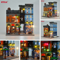 LED Light Up Kit For LEGO 10246 Creator City Street Detective's Office Lighting