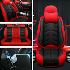5D Full Surround Car Seat Covers Protectors Front Rear For Interior Accessories