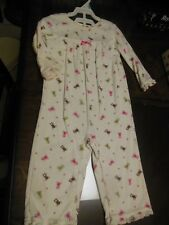 Toddler Girls 1pc Outfit, 18-24M, Gymboree, White w/Multi Colored Mice, Adorable