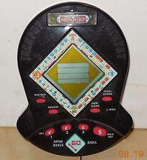 1999 Hasbro Monopoly jackpot electronic hand held travel game