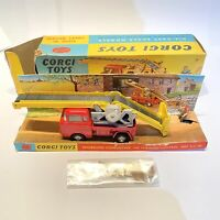 * 1965-1969 * CORGI TOYS * NO 64 * BOXED * FORWARD CONTROL JEEP FC-150 *