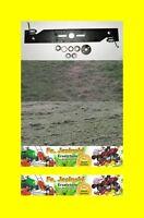 Kraftharke-Rasenlüfter-Vertikutierer das Messer für alle gängigen Rasenmäher