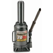 NEW Pittsburgh Automotive 20 Ton Hydraulic Heavy Duty Bottle Jack  Free US Ship