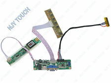 Universal VGA Controller Board Kit Driver LVDS Inverter For LCD LED Screen Panel