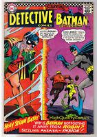 DETECTIVE #361, FN, Batman, Robin, Carmine Infantino, 1937, more BM in store