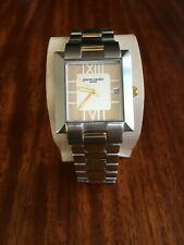 PIERRE CARDIN SWISS RIVIERA Two-Tone Men's Watch