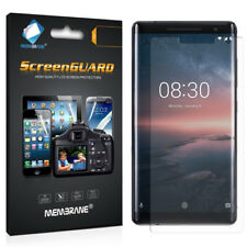 3 Clear Lcd Screen Protector Film Saver For Mobile Phone Nokia 8 Scirocco