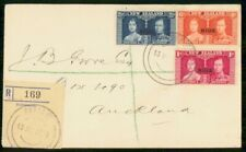 Mayfairstamps NEW ZEALAND 1937 KING GEORGE VI COMBO COVER wwg66653