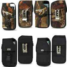 Industrial Grade Case With Metal Belt Clip Cover Holster Pouch For Smart Phones