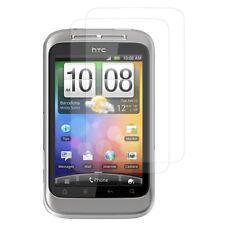 Transparentes Protector de Pantalla Para HTC Wildfire S G13/PG76110