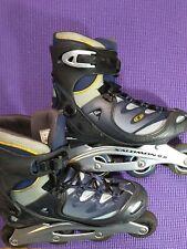 Mens Salomon inline rollerblades skates Dr 85 size 8 PowerArch 270mm
