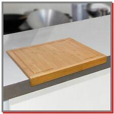 Tabla de Corte Encimera Bambú (por solo 16,98€)  tabla de cocina