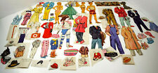Vintage Blondie Paper Dolls Dagwood Alex Cookie Daisy Bumstead 57 Pc Estate Lot
