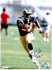 "St. Louis Rams TRUNG CANIDATE Signed Autographed 8x10 ""Greatest Show on Turf"" A"