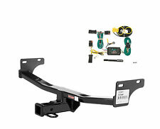 Curt Class 3 Trailer Hitch & Wiring for Jeep Compass