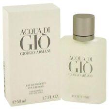 ACQUA DI GIO Men Cologne by Giorgio Armani Eau De Toilette Spray 1.7 oz / 50 ml