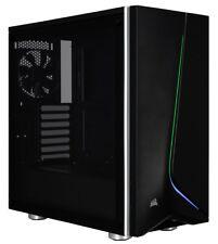 Corsair Carbide SPEC-06 RGB Mid Tower Gaming Case - Black USB 3.0