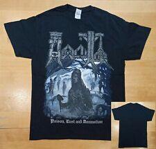 T-Shirt HEXECUTOR (French Thrash Metal) : Poison, Lust And Damnation (M)