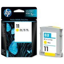 HP 11 Cartouche D'encre Jaune (28ml) (C4838AE)