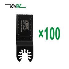 100 pc 32mm HCS standard oscillating multitool   saw blades