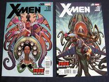 New listing X-Men (Vol.2 2010) Lot of 2 # 32 & 33
