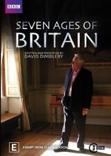 Seven Ages Of Britain (DVD, 2010, 3-Disc Set) R4 New, ExRetail Stock (D165)