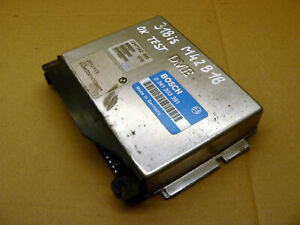 Centralina motore ecu BMW 318 is 318is senza ews without 0261203281 m42b18 e36