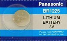 1 X PILA BOTON PANASONIC BATERIA BR1225 DE LITIO 3V LITHIUM BATTERY