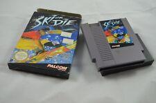 Ski or die NES Spiel CB #769