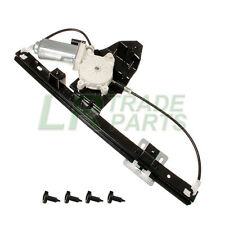 LAND ROVER FREELANDER WINDOW REGULATOR & MOTOR- PASSENGER REAR LH N/S- CVH101212