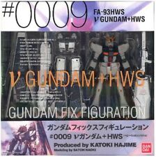 GUNDAM FIX FIGURATION # 0009 vGundam + HWS by BANDAI