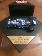 Quartzo. 4041 Tyrrell P34. Monaco GP. 1977.  Mint Boxed. THE BEST.