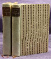 Charles Dickens Die Pickwickier um 1910 Klassiker Belletristik Halbpergament sf