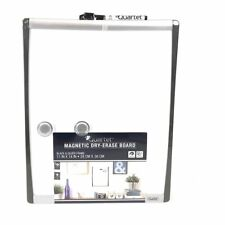 Magnetic Dry-Erase Board Black And Silver 11X14 79367