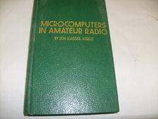 Microcomputers In Amateur Radio Joe Kasser 1981 Hb Great Shape Ham radio /A2
