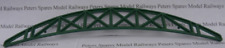 Hornby S8393GN Station Overall Roof End Truss - Green