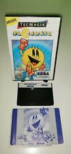 SEGA Master System Spiel PAC-MANIA ( PACMANIA ) RetroGame CIB