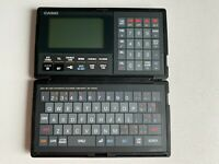 Vintage Casio SF-4500 Digital Diary - 1980s Tech - Memo, Calculator, Calendar