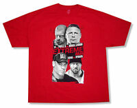 WWE Wrestling Extreme Rules 2013 Red T Shirt New Triple H Lesnar Cena Ryback