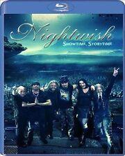 Showtime, Storytime [2-CD/2-Blu-Ray] by Nightwish (CD, Dec-2013, 4 Discs, Nuclear Blast (USA))