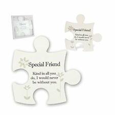 Special Friend Jigsaw Wall Art Said with Sentiment Never Without You