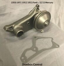 New 1950 1951 1952 1953 Ford & 52 53 Mercury Car V8 Water Pump LH Narrow Pulley