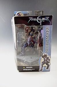 SOUL CALIBUR 2 NIGHTMARE McFARLANE/SPAWN ACTION FIGURINE SEALED NIB PERFECT