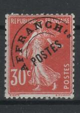 """FRANCE STAMP TIMBRE PREOBLITERE 58 """" SEMEUSE 30c ROUGE """" NEUF xx TB A VOIR P734"""