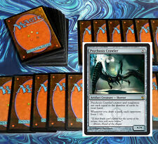 mtg BLUE CARD DRAW DECK Magic the Gathering rare cards well of ideas