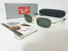 Ray ban W2866 new gatsby 2 oval octagon 145mm G-15 bausch & lomb new old stock