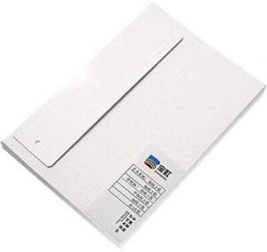 "Watercolor Paper Trial Pack,7""x5"", 100% Cotton, 140lb/300gsm, 20 Sheets"